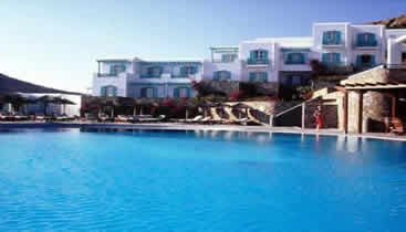 Hôtel Royal Myconian & Thalasso Center Cat Luxe***** - Mykonos  8 J/ 7N